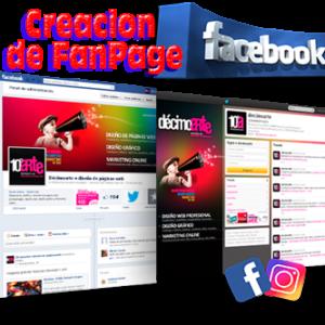 Fanpage Empresarial Fb