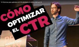 COMO OPTIMIZAR EL CTR